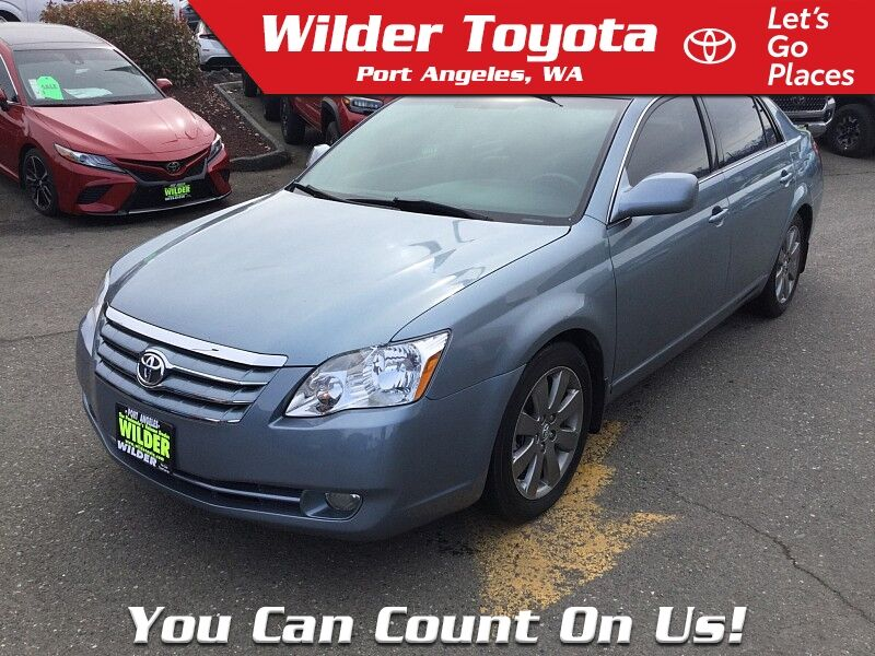 2007 Toyota Avalon Touring Port Angeles WA