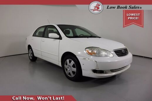 2007_Toyota_COROLLA_CE_ Salt Lake City UT