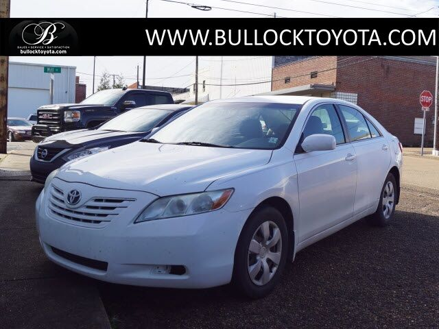 2007 Toyota Camry Louisville MS