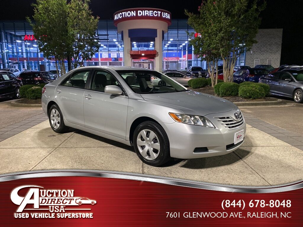 2007 Toyota Camry Base CE Raleigh NC