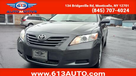 2007 Toyota Camry CE 5-Spd AT Ulster County NY