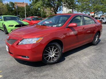 2007_Toyota_Camry_CE_ Worcester MA