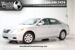 2007_Toyota_Camry Hybrid_FUEL EFFICIENT POWER HEATED LEATHER SEATS SUN ROOF NAVIGATION DUEL ZONE CLIMATE CONTROL_ Chicago IL