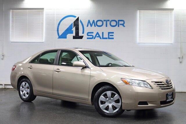 2007 Toyota Camry LE 1 Owner! Schaumburg IL