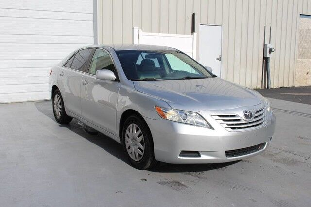 2007 Toyota Camry Le 2 4l Auto Clean Carfax Pwr Driver Seat 34 Mpg Knoxville Tn
