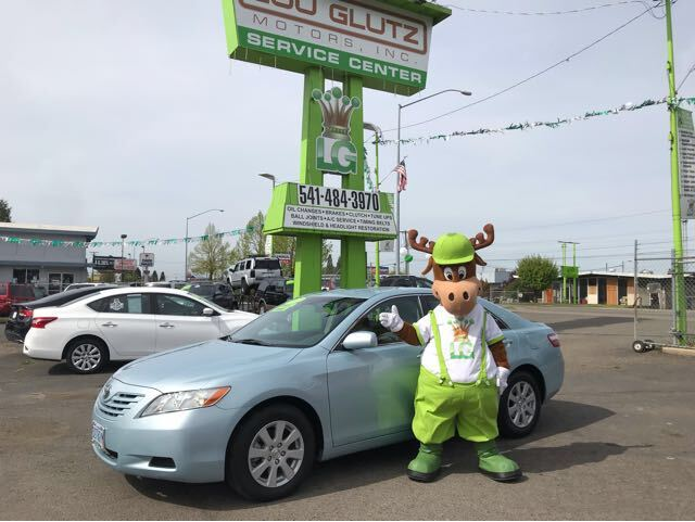2007 Toyota Camry LE 5-Spd AT Eugene OR