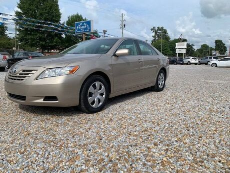 2007 Toyota Camry LE 5-Spd AT Hattiesburg MS