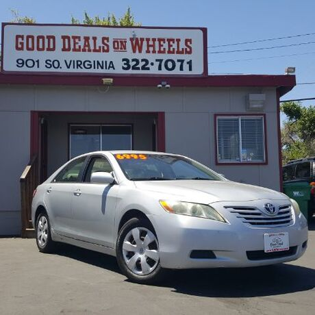 2007 Toyota Camry LE 5-Spd AT Reno NV