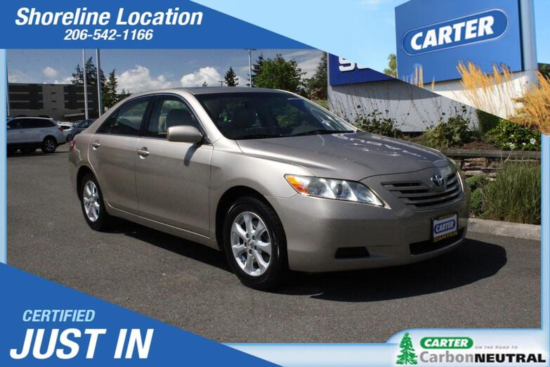 2007 Toyota Camry LE Seattle WA