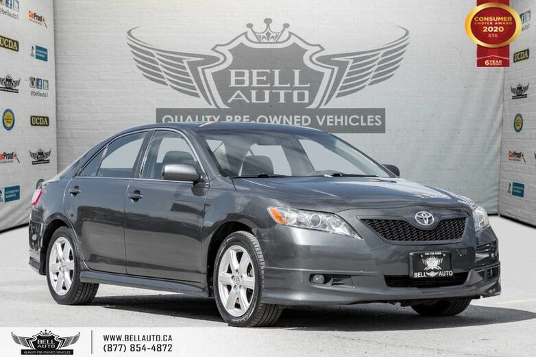 2007 Toyota Camry SE, ALLOY, PWR SEAT, CRUISE CNTRL, CD PLAYER Toronto ON