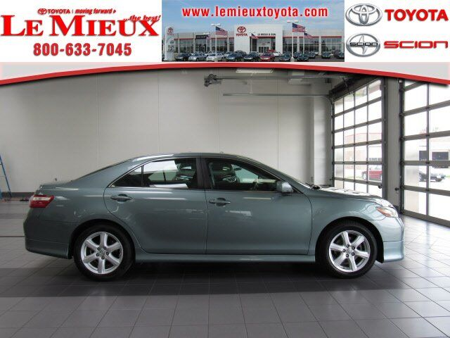 2007 Toyota Camry SE Green Bay WI