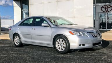 2007_Toyota_Camry_XLE_ Warsaw IN