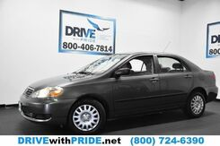 2007_Toyota_Corolla_CE AIR CONDITIONING PWR ACCESSORIES AM/FM CD STEREO_ Houston TX