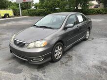 2007_Toyota_Corolla_LE_ Gainesville FL