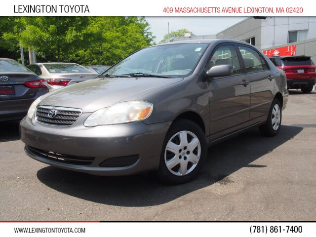 2007 Toyota Corolla LE Lexington MA