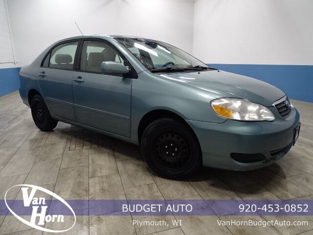 2007 Toyota Corolla LE Plymouth WI