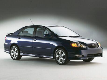 2007_Toyota_Corolla_LE_ Salisbury MD