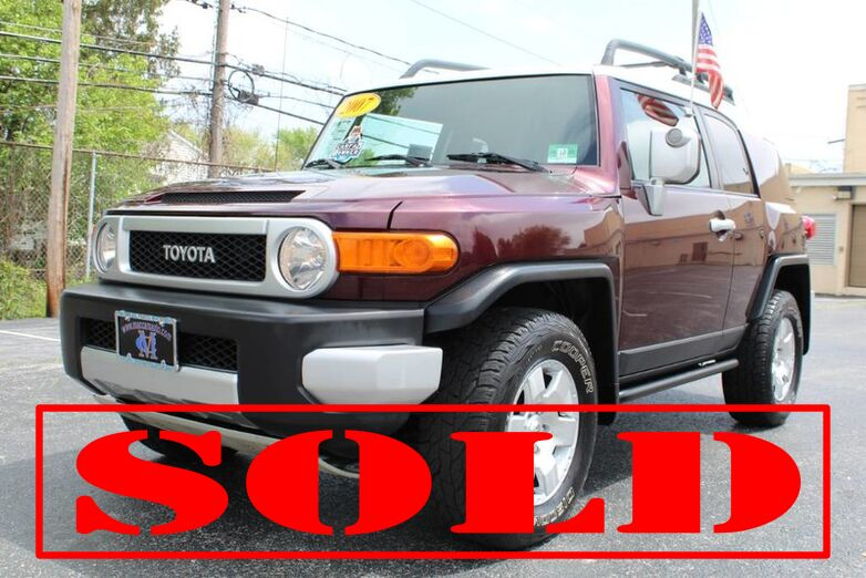 2007 Toyota FJ Cruiser  New Castle DE