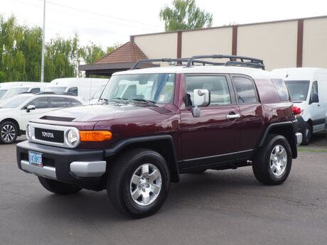 2007 Toyota FJ Cruiser  Salem OR