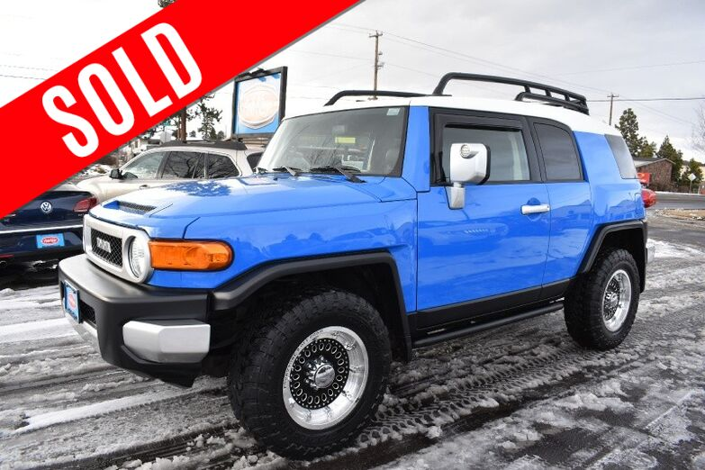 2007 Toyota FJ Cruiser 4WD 4dr Auto Bend OR