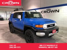 2007_Toyota_FJ Cruiser_4WD 4dr Auto / Local / One Owner / Great Condition_ Winnipeg MB