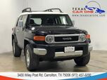 2007 Toyota FJ Cruiser 4WD AUTOMATIC ALLOY WHEELS TOWING HITCH AUX INPUT
