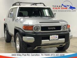 2007_Toyota_FJ Cruiser_4WD AUTOMATIC REAR PARKING DISTANCE CONTROL CRUISE CONTROL ALLOY WHEELS_ Carrollton TX