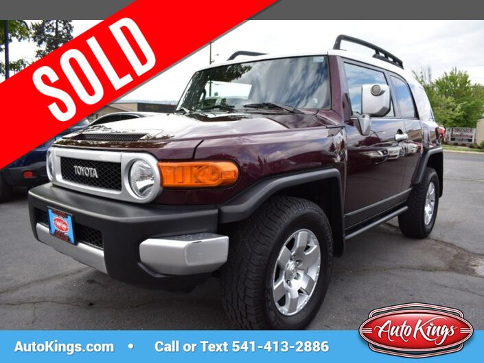 2007 Toyota FJ Cruiser 4WD Bend OR
