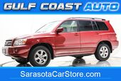 2007 Toyota HIGHLANDER LEATHER SUNROOF AWD 3RD ROW EXTRA CLEAN RUNS GREAT COLD AC !!
