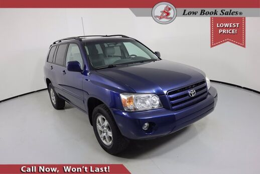 2007_Toyota_HIGHLANDER_Sport_ Salt Lake City UT