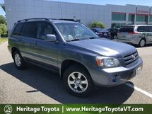 2007 Toyota Highlander  South Burlington VT
