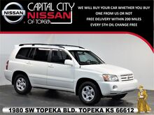 2007_Toyota_Highlander_Base_ Topeka KS