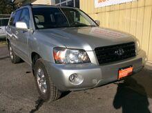 2007_Toyota_Highlander_Limited V6 4WD_ Spokane WA