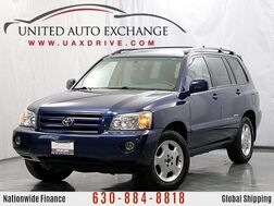 2007_Toyota_Highlander_Limited v6 w/3rd Row_ Addison IL