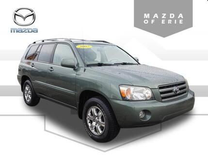 2007_Toyota_Highlander_Limited_ Erie PA