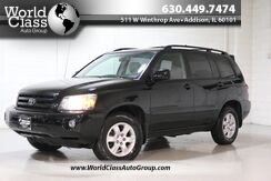 2007_Toyota_Highlander_Sport - SUN ROOF CD & CASSETTE PLAYER ALLOY WHEELS POWER WINDOWS & LOCKS_ Chicago IL