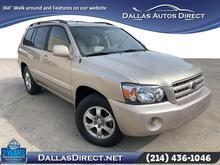 2007_Toyota_Highlander_Sport_ Carrollton  TX