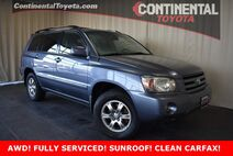 2007 Toyota Highlander V6 Chicago IL