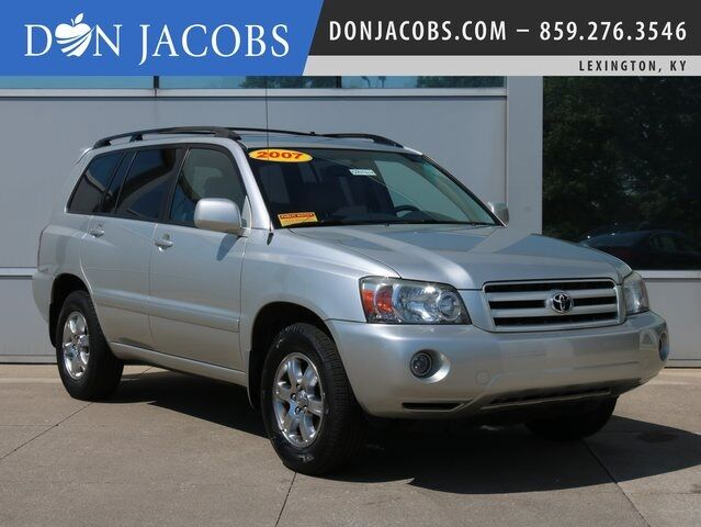 2007 Toyota Highlander V6 Lexington KY