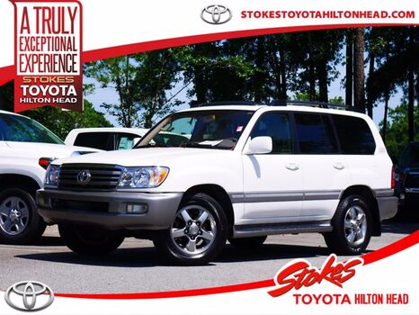 2007_Toyota_Land Cruiser_4DR 4WD V8 AT_ Aiken SC