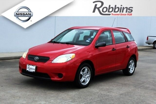 2007 Toyota Matrix STD Houston TX
