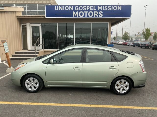 2007 Toyota Prius 4-Door Liftback Spokane Valley WA