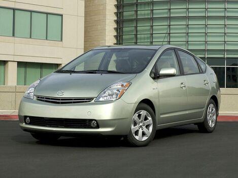 2007_Toyota_Prius_Base_ Salisbury MD