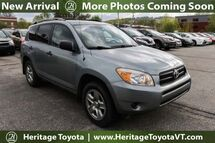 2007 Toyota RAV4  South Burlington VT
