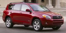 2007 Toyota RAV4  White River Junction VT