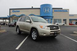 Toyota RAV4 4WD 4dr 4-cyl Limited 2007