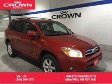 2007_Toyota_RAV4_Limited 4WD I4 / Well Equipped / Great Value_ Winnipeg MB