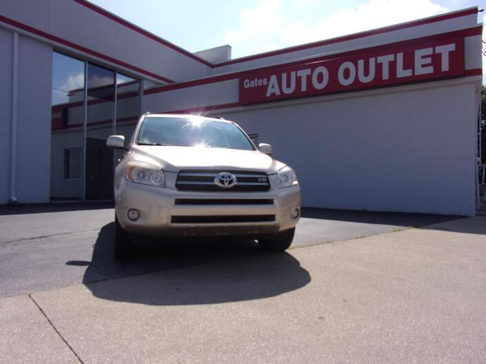 2007 Toyota RAV4 Limited Lexington KY