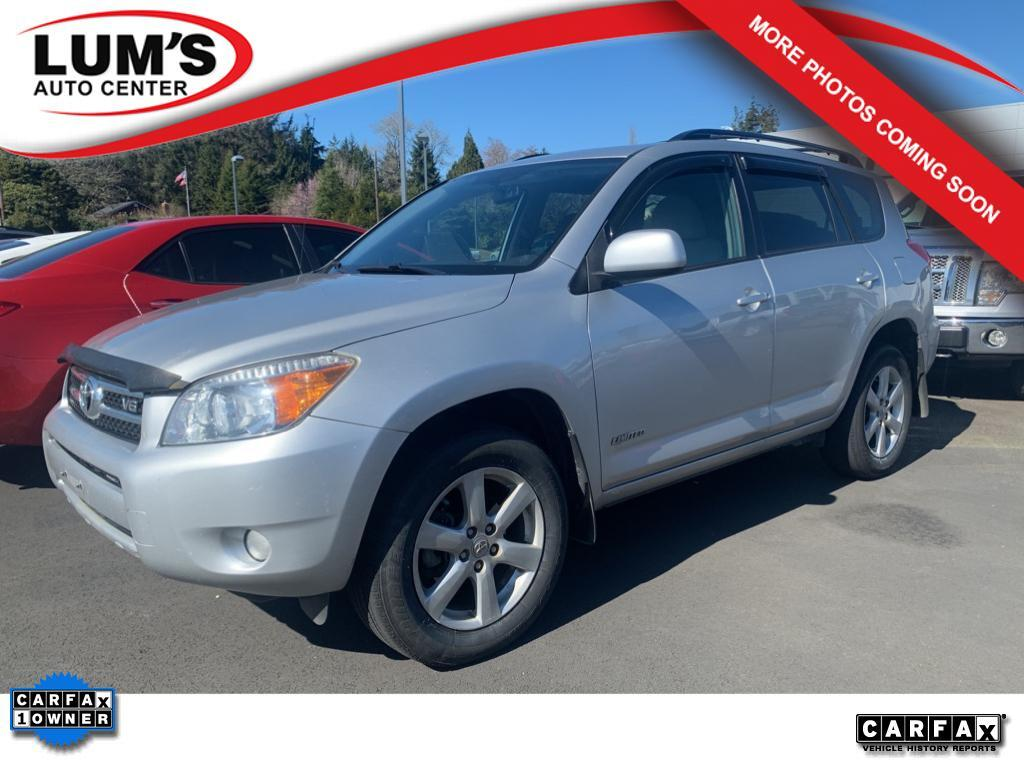 2007 Toyota RAV4 Limited Warrenton OR