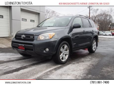 2007 Toyota RAV4 Sport Lexington MA